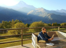 Rooms Hotel, Kazbegi