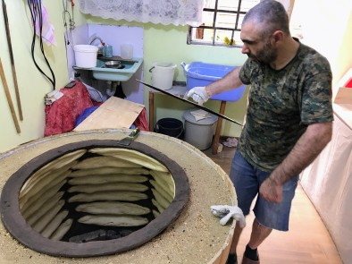 The ubiquitous bread oven