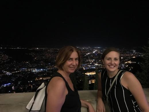 Tbilisi overlook