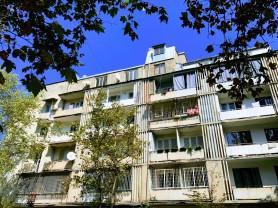 Typical soviet-era apartment building