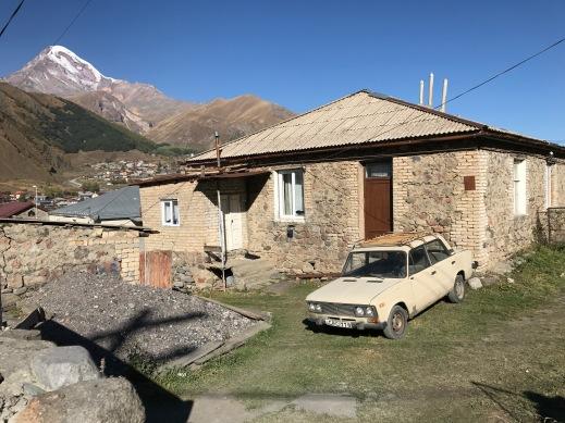 Village Kazbegi (Stepantsminda)
