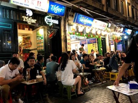 beer area old quarter