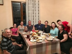 Natia and family (Sormoni, Georgia)